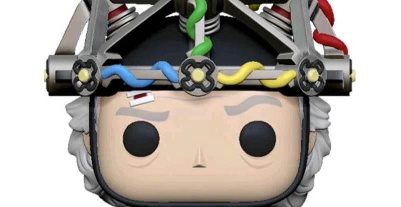 Back to the Future is going Pop! Again…