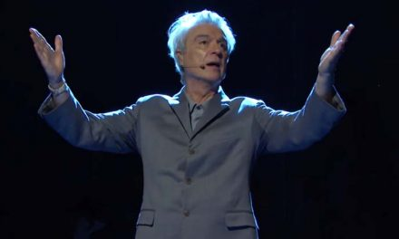 David Byrne does 'Once in a Lifetime' on SNL
