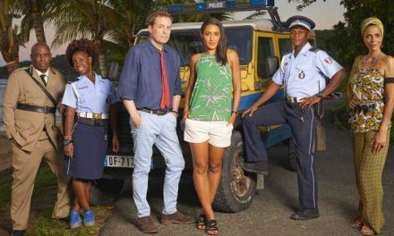 Death in Paradise: Series 9 on DVD April 8