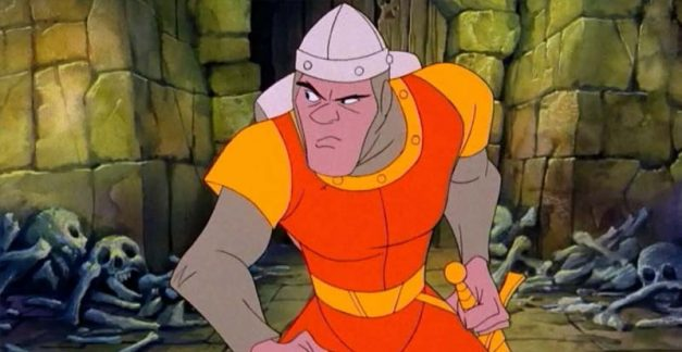 Ryan Reynolds heading into the Dragon's Lair