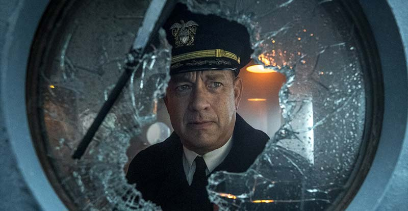 Tom Hanks goes to war once more in Greyhound