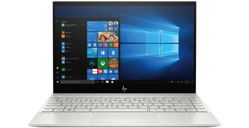 Playing with the HP Envy 13-AQ1057TU