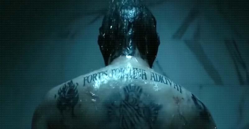 Tattoo historian rates movie tatts