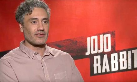 Interview with Taika Waititi & Thomasin McKenzie – Jojo Rabbit