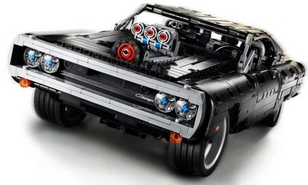 Hey, Charger! LEGO gets Fast & Furious