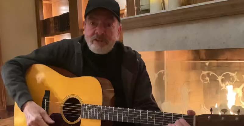 Neil Diamond updates 'Sweet Caroline' for 2020