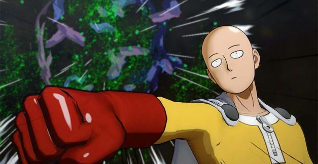One Punch Man: A Hero Nobody Knows – review