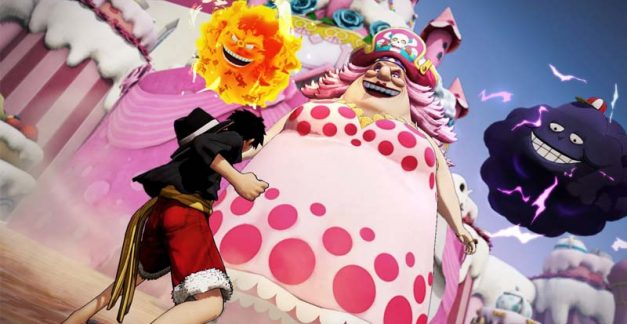 Prepare for One Piece: Pirate Warriors 4!