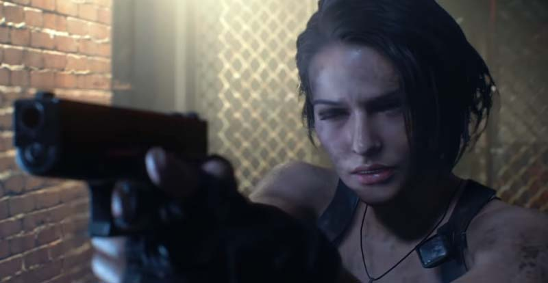 Get into the Resident Evil 3 demo!