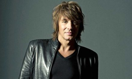 Bon Jovi's Richie Sambora flogs his songs