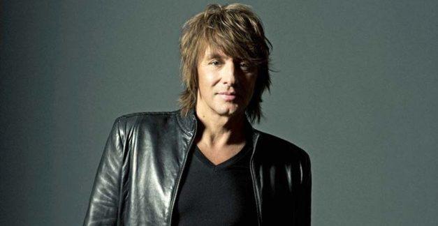 Bon Jovi's Richie Sambora flogs his songs