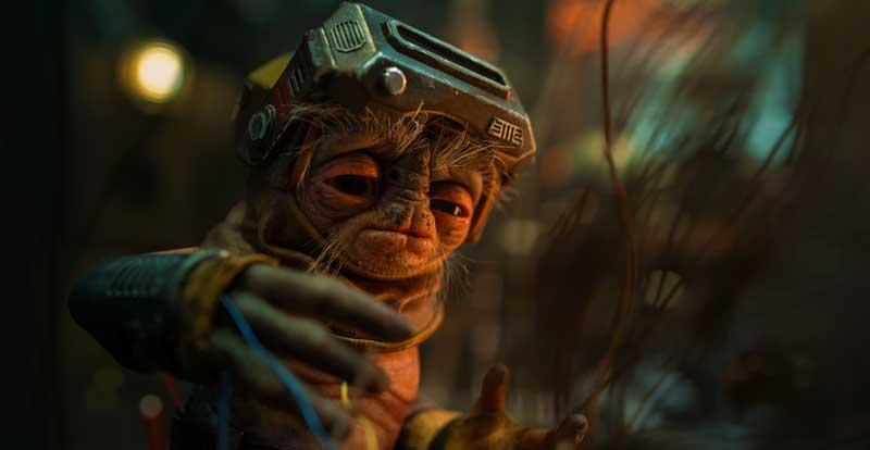 Q&A with creature creator Neal Scanlan – Star Wars: The Rise of Skywalker
