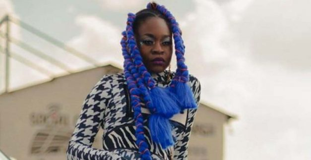Sampa The Great becomes first artist to win the AMP twice