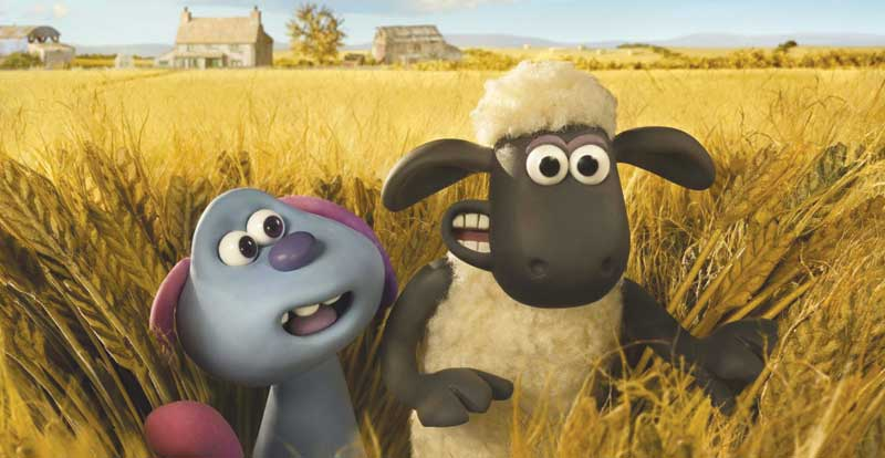A Shaun the Sheep Movie: Farmageddon on DVD & Blu-ray April 22