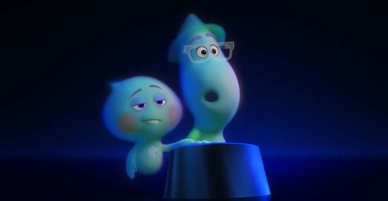 Get a little Soul from Pixar