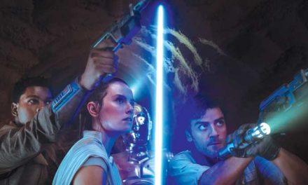 Star Wars: The Rise of Skywalker on DVD, Blu-ray & 4K April 1