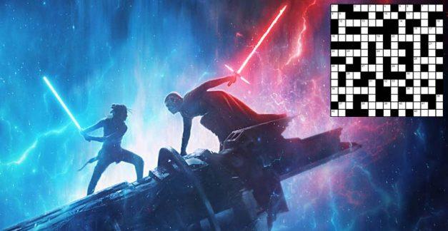 Do, or do not… STACK's Star Wars crossword