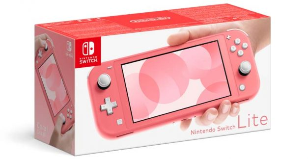 Dive into a new Switch Lite colour
