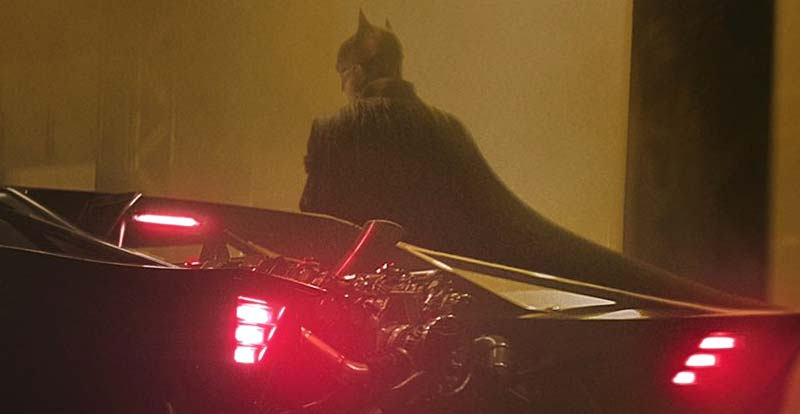 Check out the new The Batman Batmobile!
