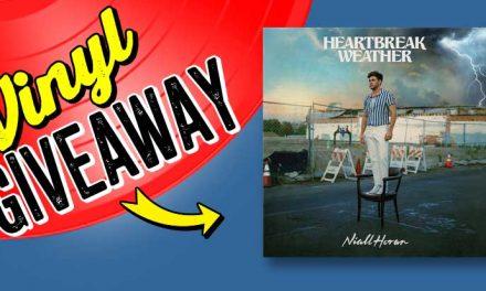 New release vinyl giveaway: Heartbreak Weather