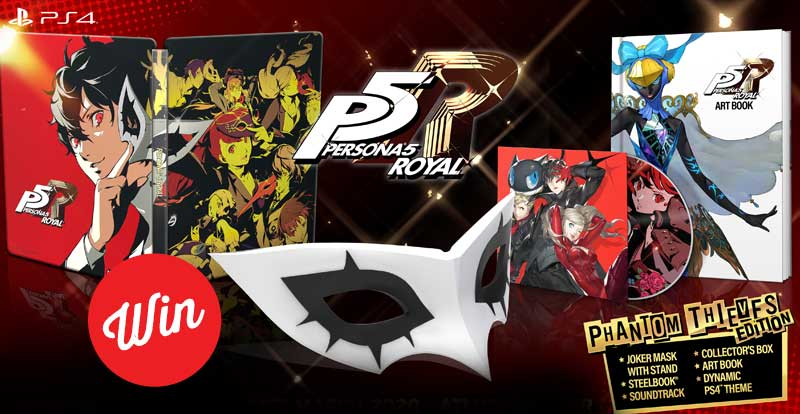 Prepare for Persona 5 Royal!