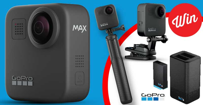 Take a 360 with GoPro!