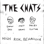 the chats High Risk Behaviour album cover
