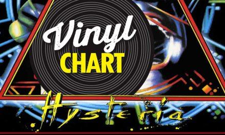 JB's vinyl chart (March 20 – 26, 2020)