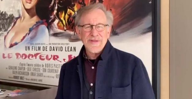 Spielberg launches AFI Movie Club