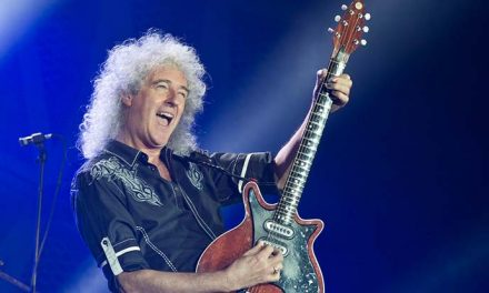 Learn to play the Brian May way!