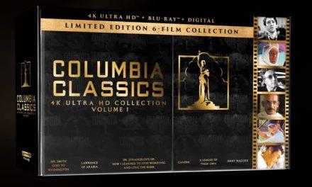 6 Columbia classics coming to 4K Ultra HD