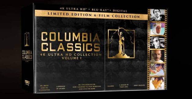 6 Columbia classics coming to 4K Ultra HD