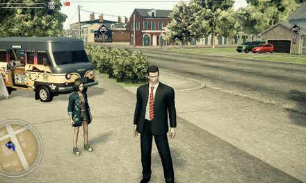 Make a date with Deadly Premonition 2