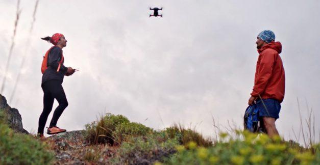 Caught on camera – drones