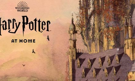 Invite Harry Potter into your home