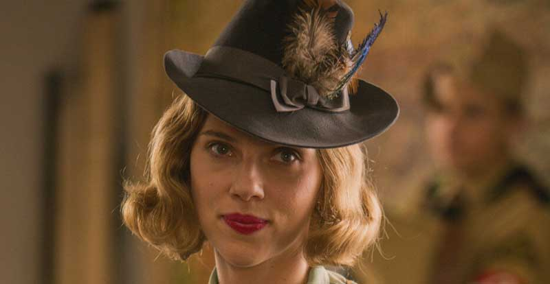 Great Movie Mums #3 – Scarlett Johansson in Jojo Rabbit