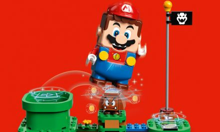 It's-a more LEGO Super Mario!