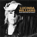 Lucinda Williams Good Souls Better Angels album cover