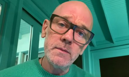 Michael Stipe debuts new song