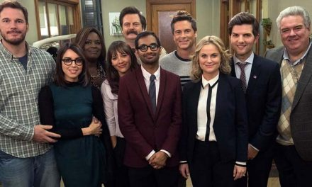 A quick return to Parks and Recreation