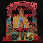 Shbazz Palaces Don Of Diamond Dreams album cover