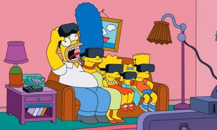 Go extreme with The Simpsons!