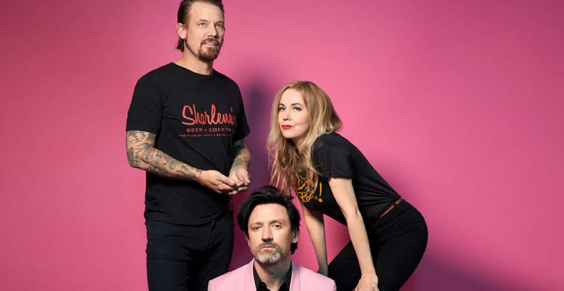 Something for Kate in the pink with new single