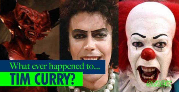 Whatever happened to… Tim Curry?