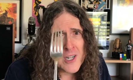 """Fork! It's One More Minute with """"Weird Al"""" Yankovic"""