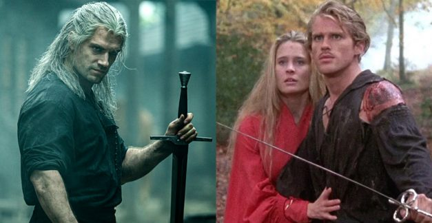 The Witcher meets The Princess Bride