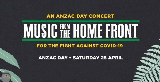 ANZAC talent for Music from the Home Front