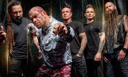 Five Finger Death Punch, 'F8' review