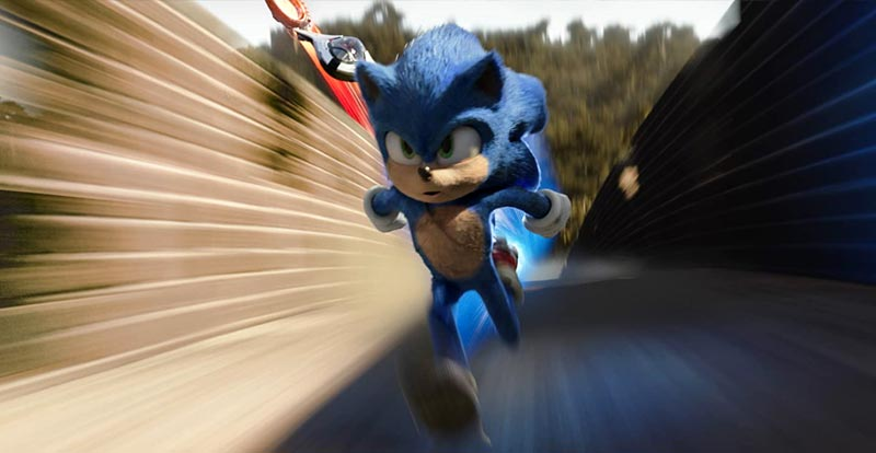 4K June 2020 - Sonic the Hedgehog