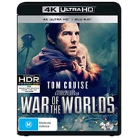 4K June 2020 - The War of the Worlds